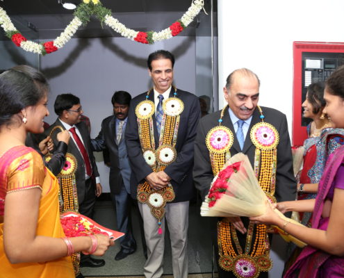 Inaugural Ceremony